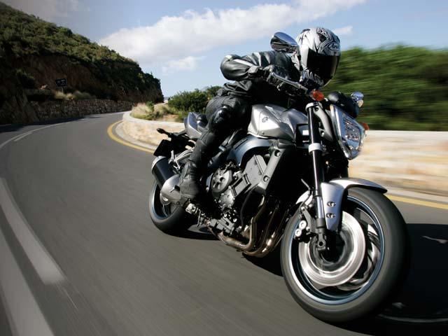 Yamaha fz1 review