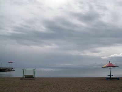 Путешествие на Suzuki Cultus к озеру Иссык-Куль.