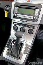 Автоматическая 6-ступенчатая коробка передач Volkswagen Passat – лучшая в тесте.