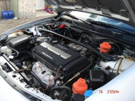 Acura Integra 1997 - отзыв владельца