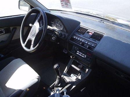 Acura Integra 1988 - отзыв владельца