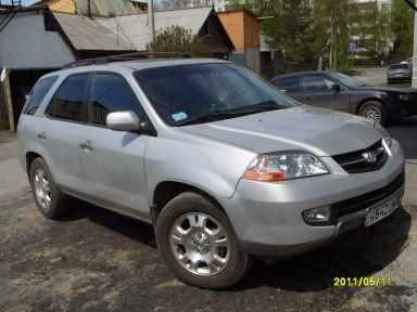 Acura MDX, 2001