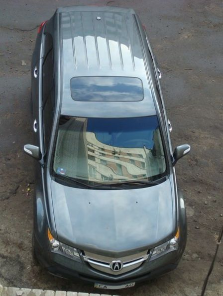 Acura MDX 2007 - отзыв владельца