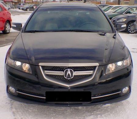 Acura TL 2007 - отзыв владельца