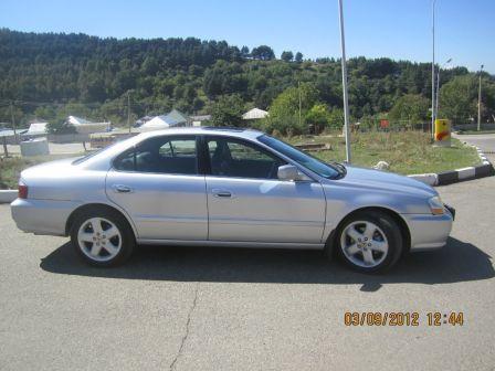 Acura TL 2001 - отзыв владельца