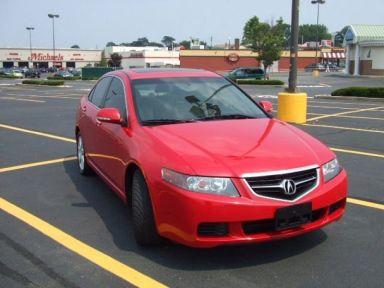 Acura TSX, 2004