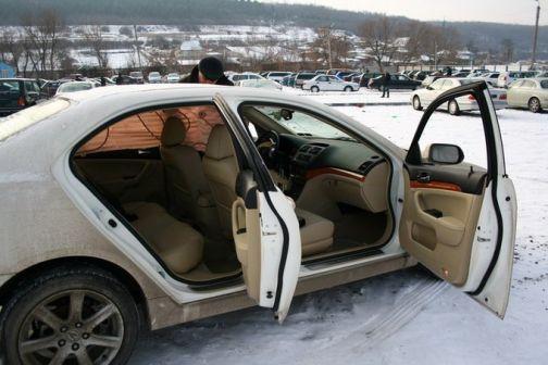 Acura TSX 2004 - отзыв владельца