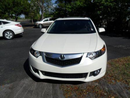 Acura TSX 2011 - отзыв владельца