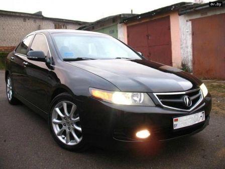 Acura TSX 2006 - отзыв владельца
