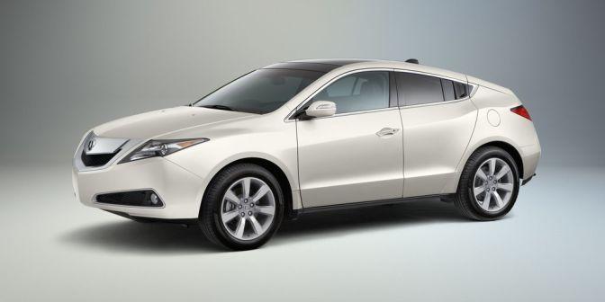 Acura ZDX 2010 - отзыв владельца