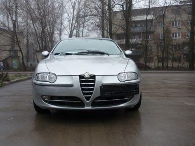 Alfa Romeo 147 2001 отзыв автора | Дата публикации 16.03.2011.