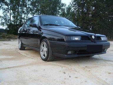 Alfa Romeo 155 1996 отзыв автора | Дата публикации 08.12.2012.