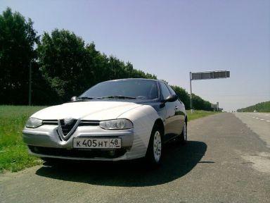 Alfa Romeo 156 2000 отзыв автора | Дата публикации 14.11.2009.
