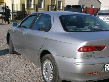 Alfa Romeo 156 2000 отзыв автора | Дата публикации 18.08.2012.
