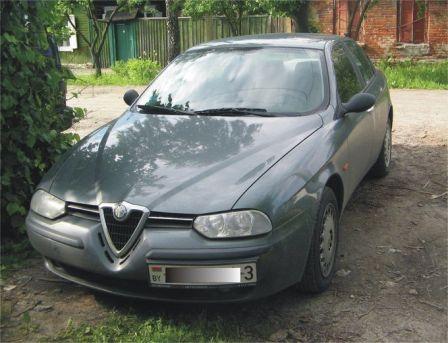 Alfa Romeo 156 1998 - отзыв владельца