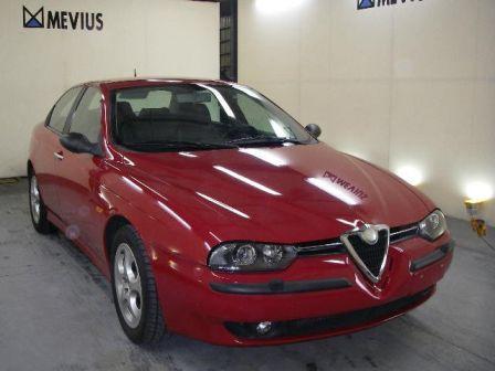 Alfa Romeo 156 2000 - отзыв владельца