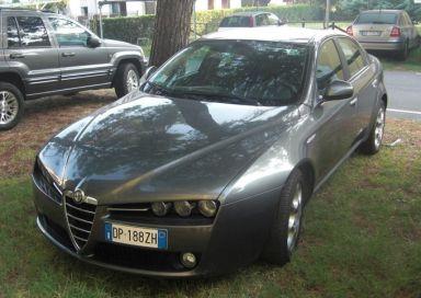 Alfa Romeo 159 2008 отзыв автора | Дата публикации 10.10.2009.