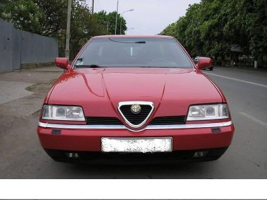 Alfa Romeo 164, 1994
