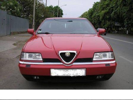 Alfa Romeo 164 1994 - отзыв владельца