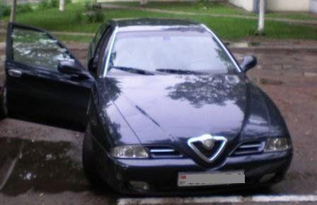 Alfa Romeo 166 1999 - отзыв владельца