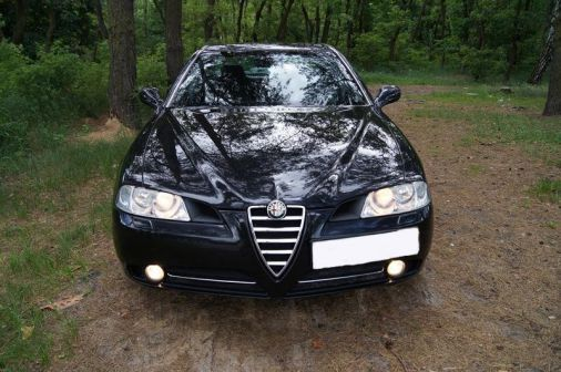 Alfa Romeo 166 2004 - отзыв владельца