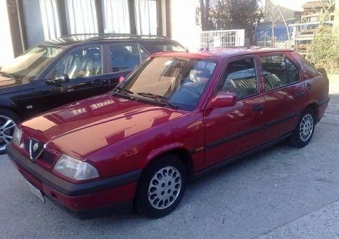 Alfa Romeo 33 1992 - отзыв владельца