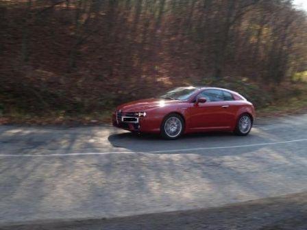 Alfa Romeo Brera 2007 - отзыв владельца