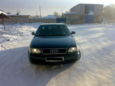 Audi 100, 1996