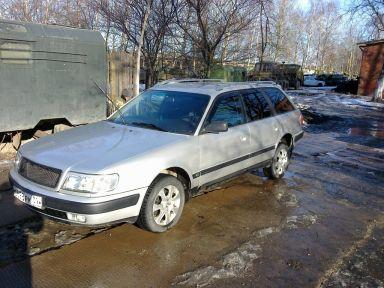 Audi 100 1992 отзыв автора | Дата публикации 02.04.2011.