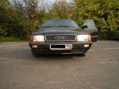 Audi 100, 1989