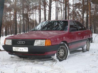 Audi 100, 1984