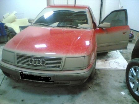 Audi 100 1992 - отзыв владельца