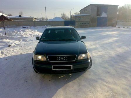 Audi 100 1996 - отзыв владельца