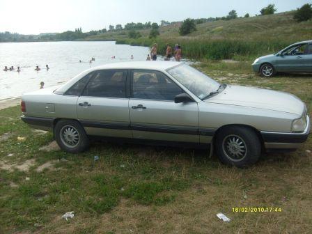 Audi 100 1983 - отзыв владельца