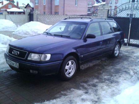 Audi 100 1994 - отзыв владельца