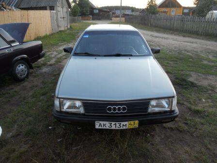 Audi 100 1985 - отзыв владельца