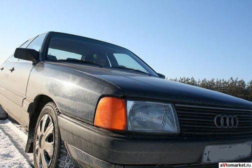 Audi 100 1987 - отзыв владельца