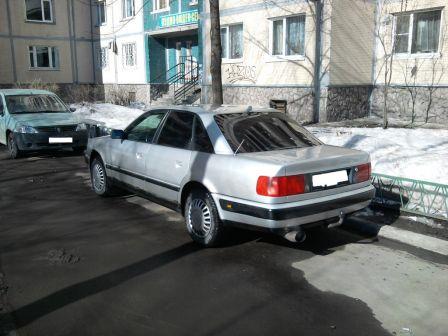 Audi 100 1993 - отзыв владельца