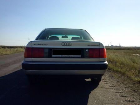 Audi 100 1991 - отзыв владельца