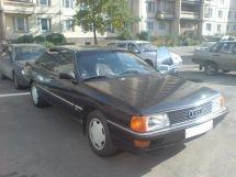 Audi 200, 1985