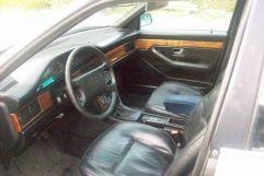 Audi 200, 1990
