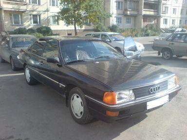 Audi 200 1985 отзыв автора | Дата публикации 07.01.2009.
