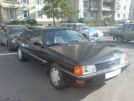 Audi 200 1985 - отзыв владельца
