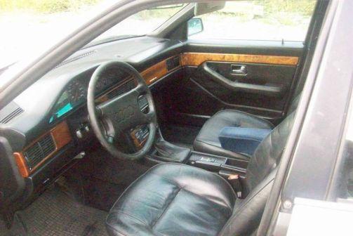 Audi 200 1990 - отзыв владельца