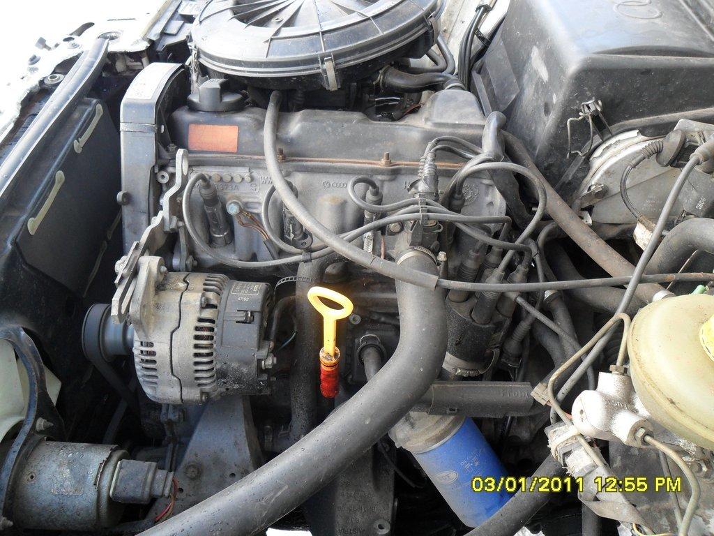 какой мфирмы лить масло в audi80 бензин двигатель 1.8 ru