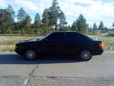 Audi 80, 1988