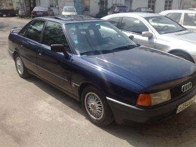 Audi 80, 1990