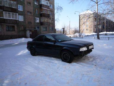 Audi 80, 0