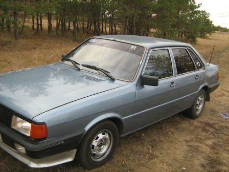 Audi 80 1986 - отзыв владельца