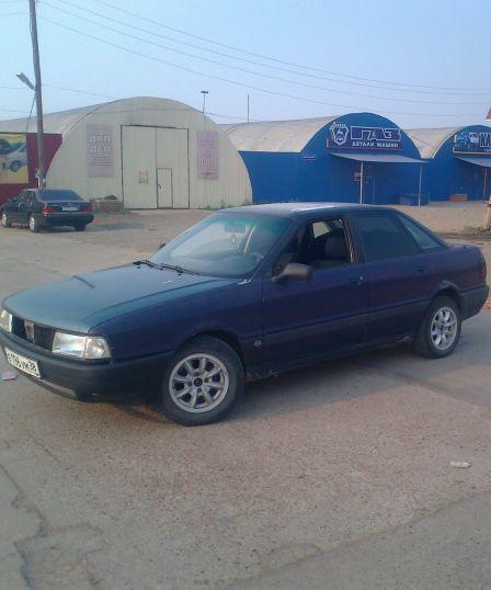 Audi 80  - отзыв владельца